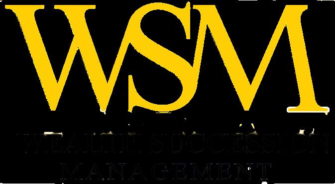WSM Wealth Succession Management Logo