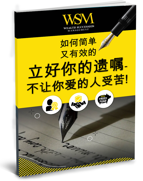 WSM Will and Trust ebook